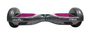 Hoverboard Ittek Carbon Fluo