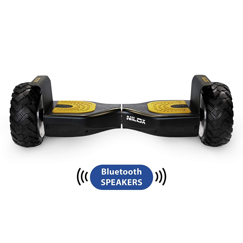 Hoverboard Nilox Doc Plus con Bluetooth