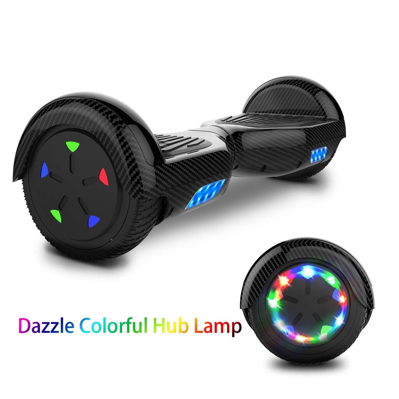 Hoverboard con luci colorate - Acquari di casa ...