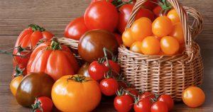 pomodori stimolano umami