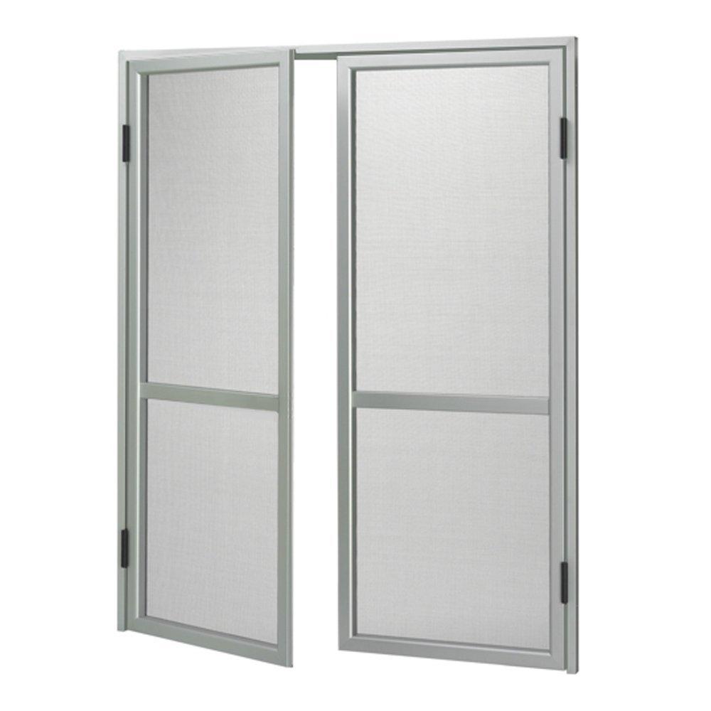 Zanzariera a battente per porta finestra - Zanzariere porta finestra prezzi ...