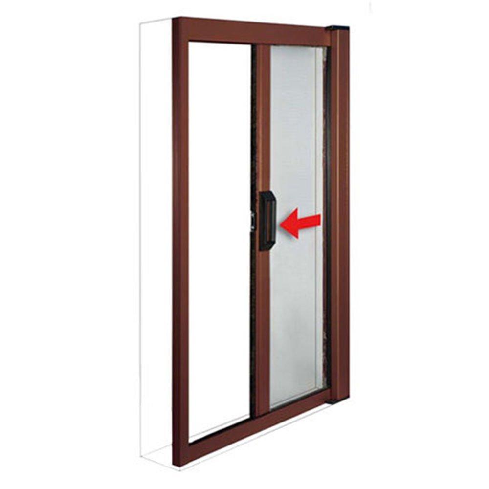Zanzariera a molla per porte finestre - Zanzariere porta finestra prezzi ...