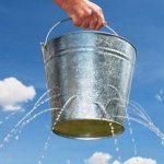 Spreco di acqua e siccità: un problema da risolvere