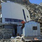 Allarme siccità Monte Bianco: manca acqua e il rifugio Gonella chiude