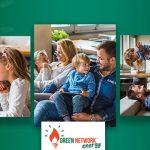 Green Network Energy: scegli l'energia 100% da fonti rinnovabili