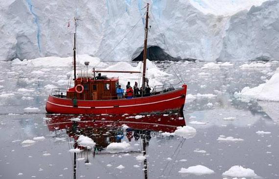divieto di pesca nell'artico: raggiunto l'accordo internazionale
