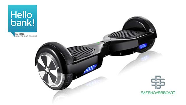 scopri come avere un hoverboard in regalo