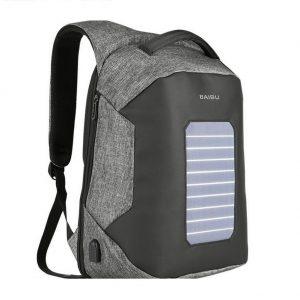 zaino solare porta pc comodo e sostenibile