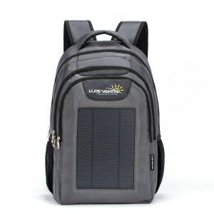 zaino solare Vbag porta pc