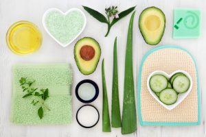 Aloe vera crema ricetta fai da te con avocado