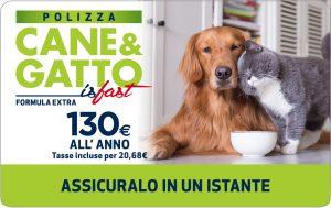 assicurazione cane e gatto unipol formula extra
