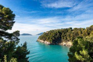 Trekking Italia sul Golfo della Spezia