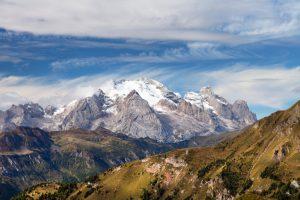 Trekking Italia sulla Marmolada