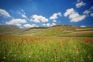 Trekking Italia sui Monti Sibillini