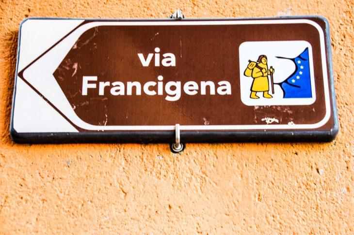 Via Francigena quali sono le mappe, i percorsi e la storia