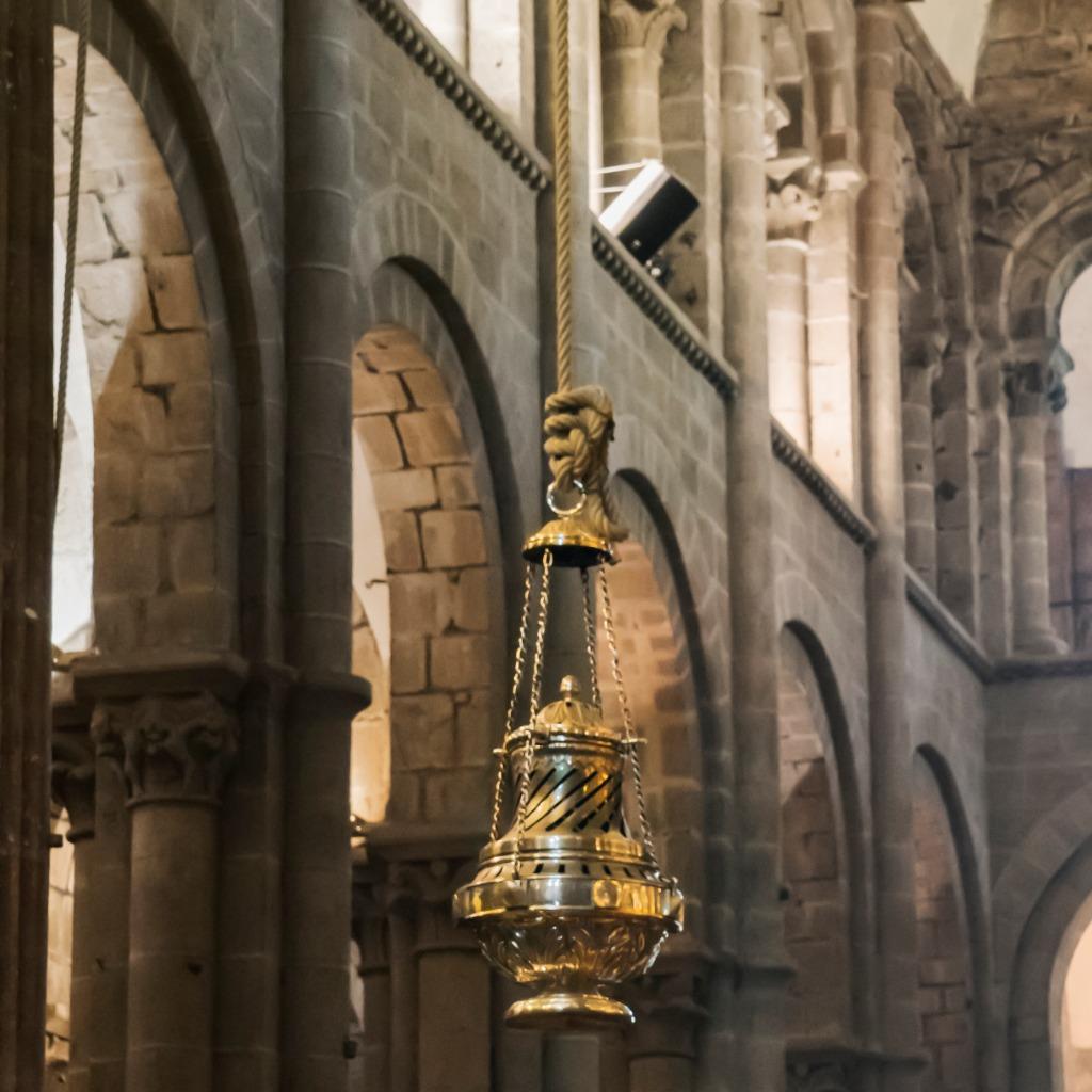 cattedrale di santiago de compostela cos'è il botafumiero