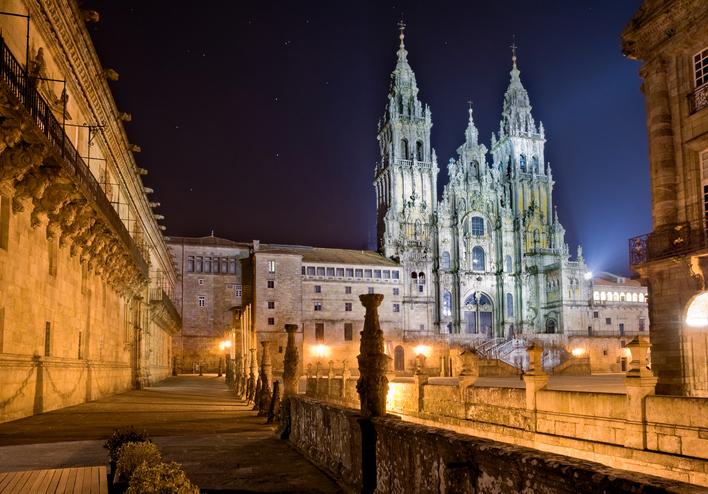 cattedrale di santiago di compostela quali sono le curiosità