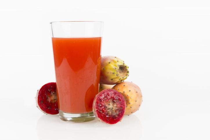 centrifugati di frutta con frutta estiva