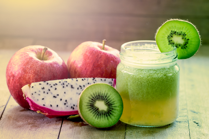 centrifugati di frutta perché fanno bene alla salute