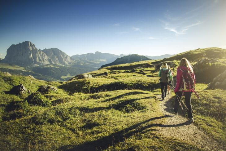trekking italia bologna percorsi