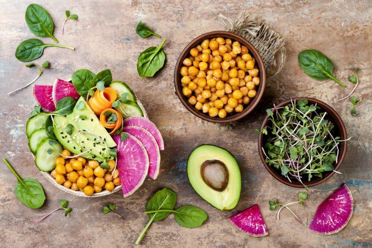 dieta vegana cosa mangiare