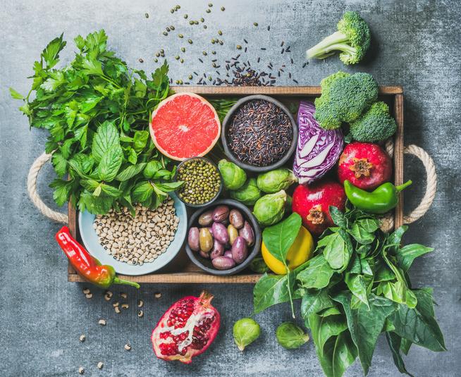dieta vegana i cibi giusti per dimagrire