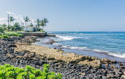 Kauai l'isola chiamata the secret garden