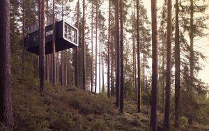 Campeggio di lusso Svezia