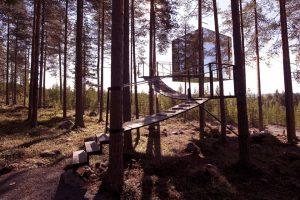 Treehotel Svezia