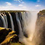 Cascate Vittoria minacciate dalla siccità: in crisi Zambia e Zimbabwe