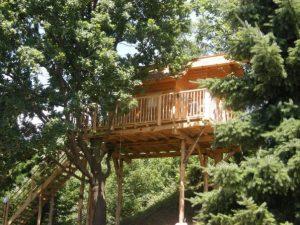 Casa sull'albero in Italia