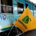 Riparte il Treno Verde di Legambiente 2020 contro il Climate Change