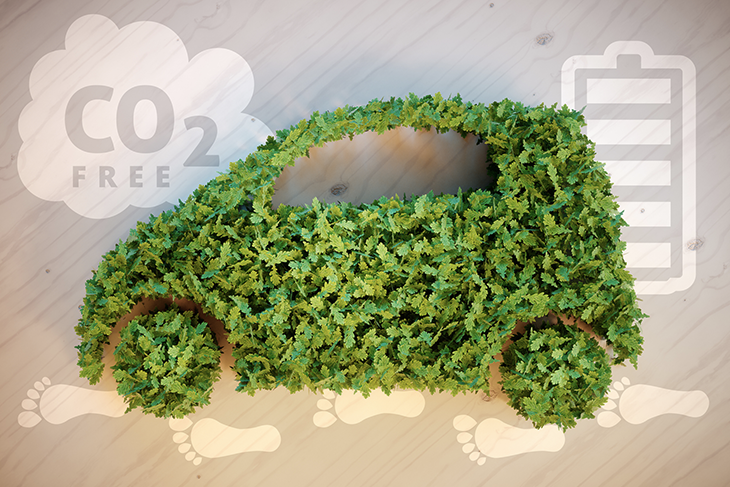 Car sharing elettrico: perchè è vantaggioso per l'ambiente