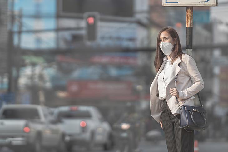 Coronavirus e riduzione dell'inquinamento atmosferico