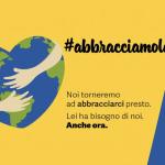 Earth Day 2020: Legambiente lancia #Abbracciamola, il flash mob virtuale che abbraccia la Terra