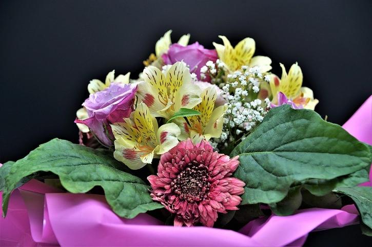 mazzo di fiori 10 idee