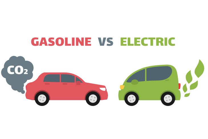 Auto elettrica: quanta CO2 si risparmia?