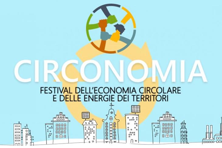 Al via Circonomia 2020: dal 20 Maggio arriva il Festival dell'economia circolare e delle energie dei territori