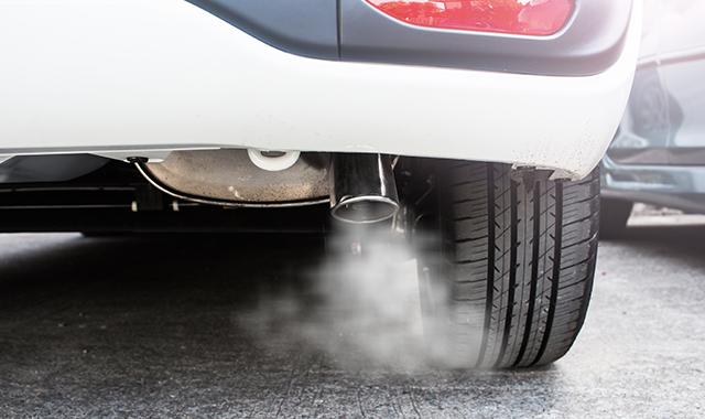 Veicoli a motore elettrico emissioni