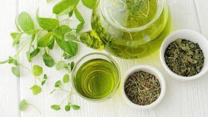 Scrub corpo tè verde