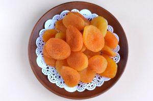 frutta secca polposa albicocche secche