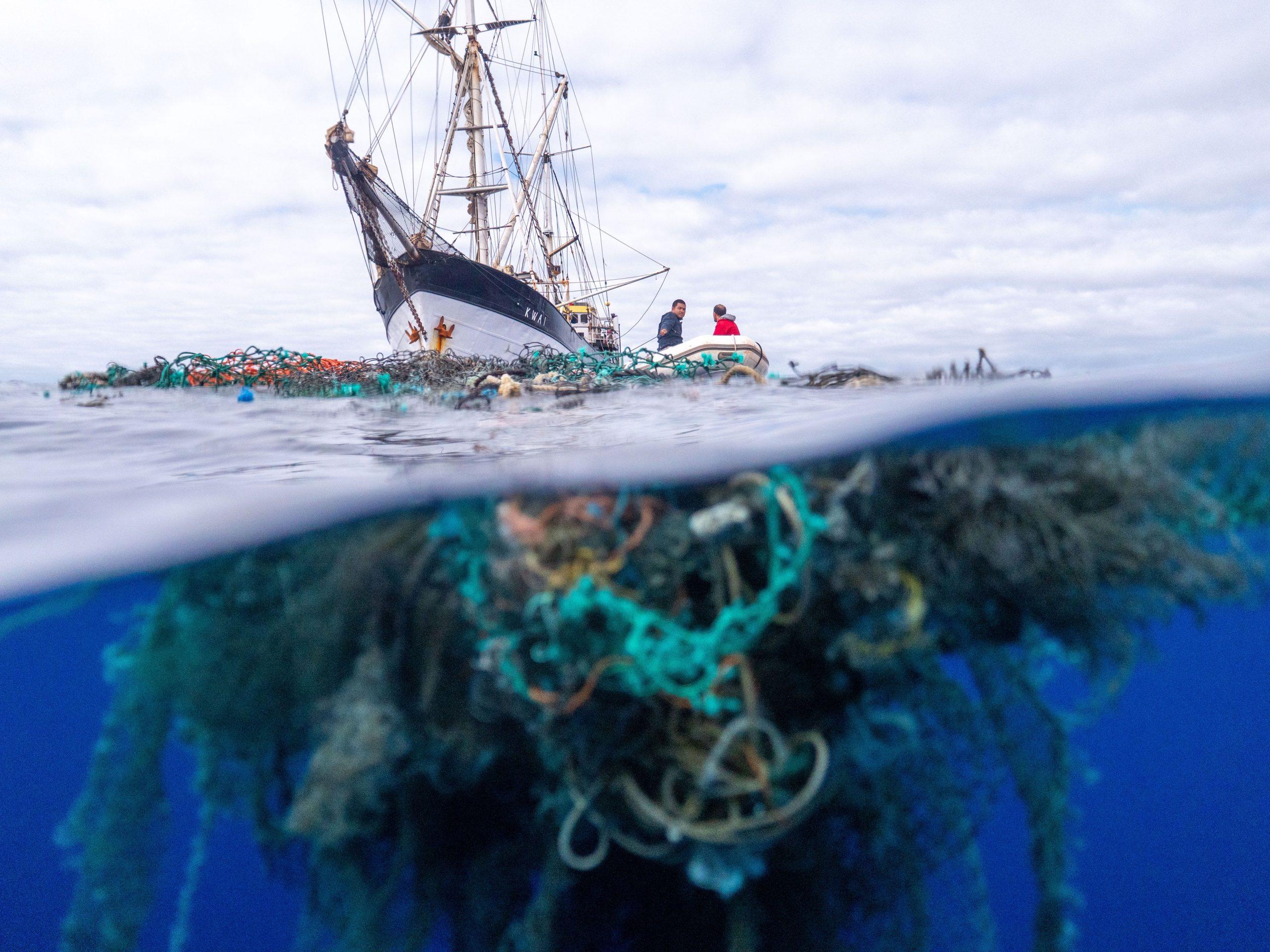 Ocean Voyages Institute plastica oceani