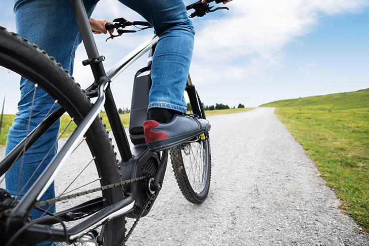 Bici a pedalata assitita