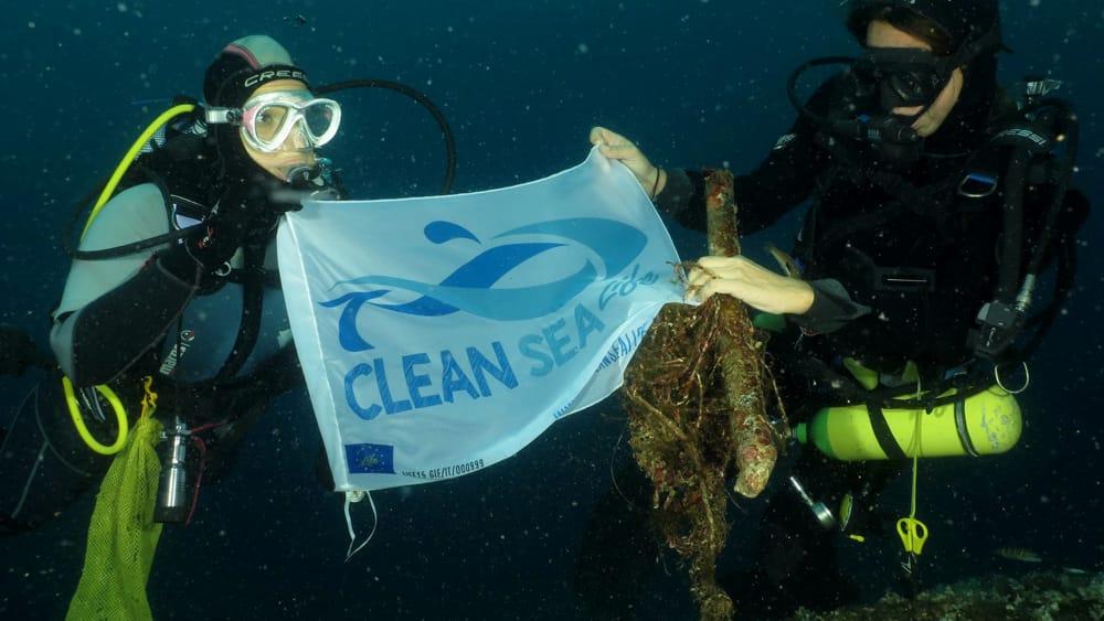 Giornata Mondiale degli Oceani pulizia fondali italiani