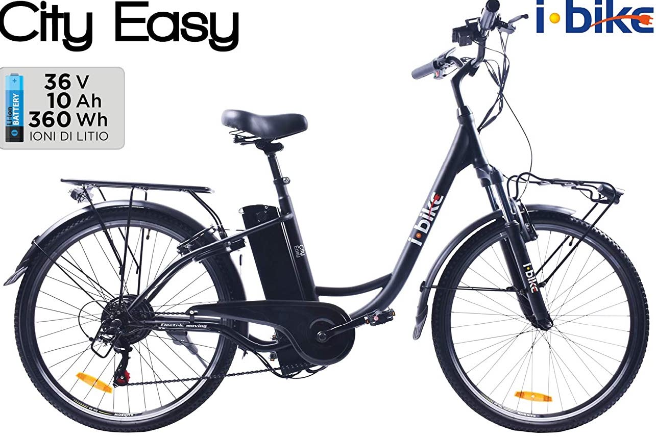 E-Bike city Easy assistita
