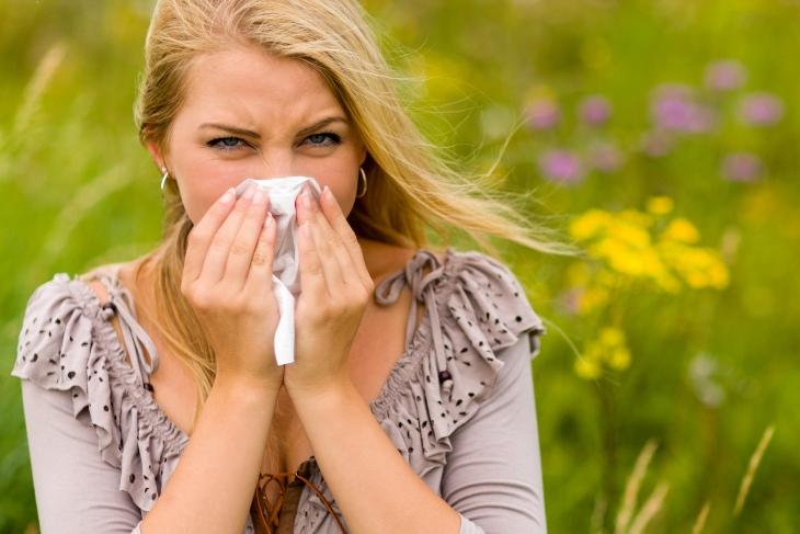 allergia primaverile come combatterla
