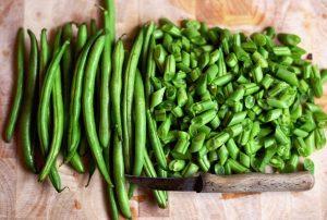 ortaggi come coltivare fagiolini