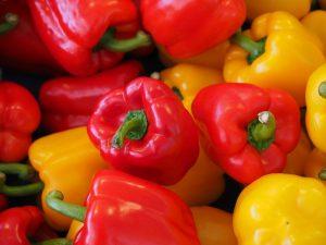 ortaggi come coltivare peperoni