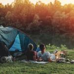 Campeggi Italia: i 10 più belli per una notte in tenda
