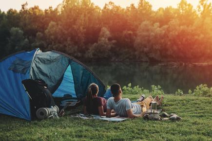 Campeggi Italia: 10 mete imperdibili